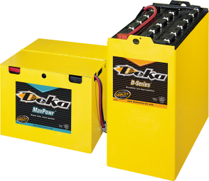 Motive Power Batteries and Chargers