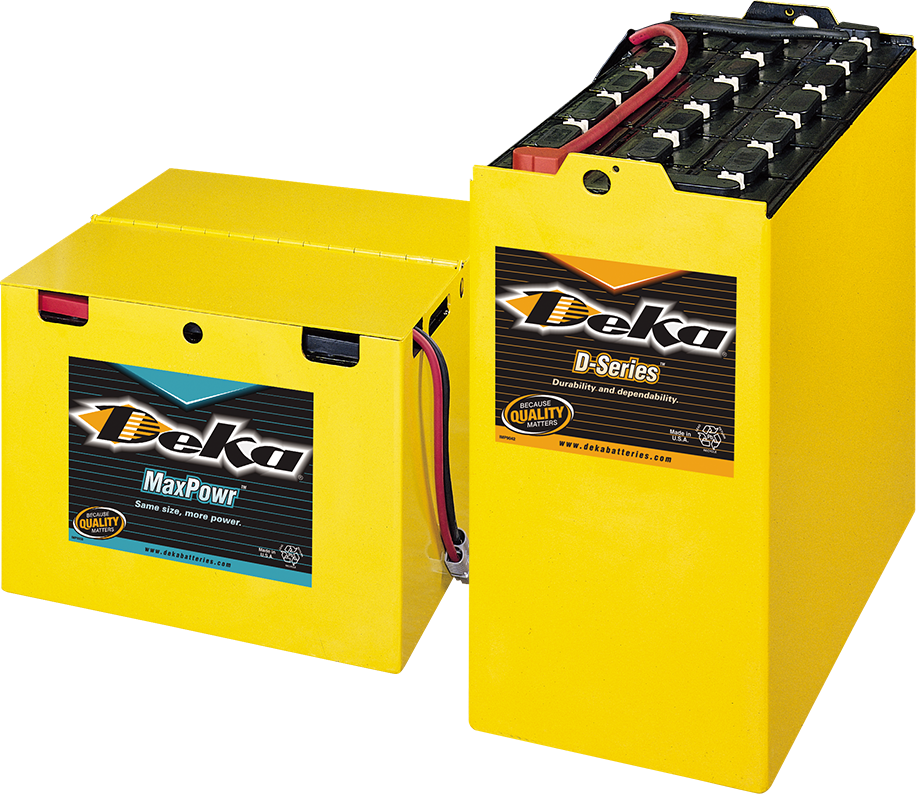 Deka Industrial Batteries at Energy Products