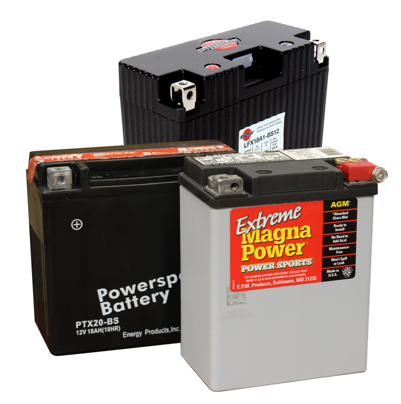 Powersport Batteries