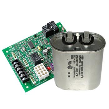 Capacitors & Control Boards